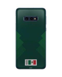 Mexico Soccer Flag Galaxy S10e Skin