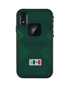 Mexico Soccer Flag LifeProof Fre iPhone Skin