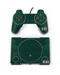 Mexico Soccer Flag PlayStation Classic Bundle Skin