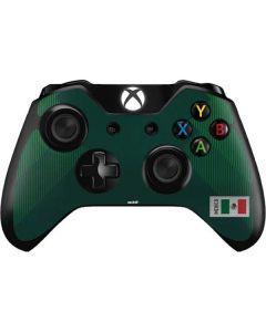 Mexico Soccer Flag Xbox One Controller Skin