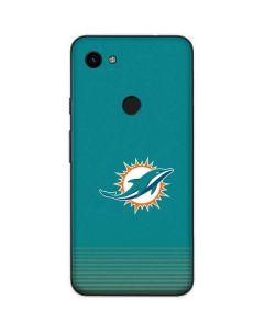 Miami Dolphins Breakaway Google Pixel 3a Skin