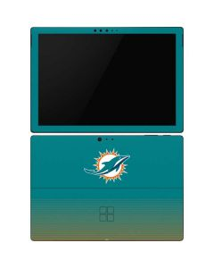 Miami Dolphins Breakaway Surface Pro 6 Skin