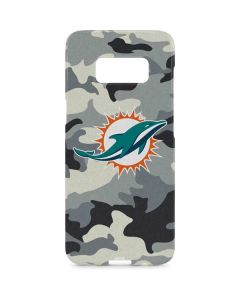 Miami Dolphins Camo Galaxy S8 Plus Lite Case