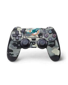 Miami Dolphins Camo PS4 Pro/Slim Controller Skin