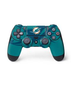 Miami Dolphins Double Vision PS4 Controller Skin