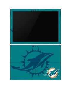 Miami Dolphins Double Vision Surface Pro 6 Skin