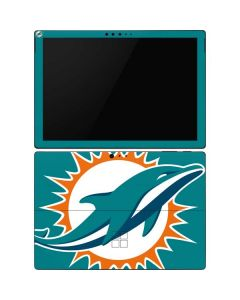 Miami Dolphins Large Logo Surface Pro 6 Skin