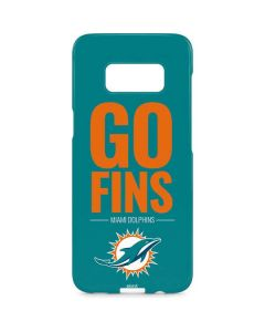 Miami Dolphins Team Motto Galaxy S8 Plus Lite Case