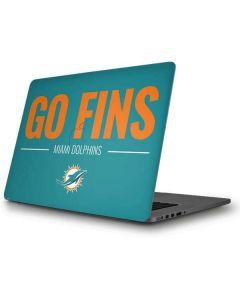 Miami Dolphins Team Motto Apple MacBook Pro Skin