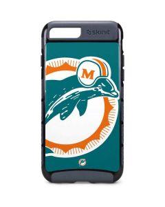 Miami Dolphins Retro Logo iPhone 8 Plus Cargo Case