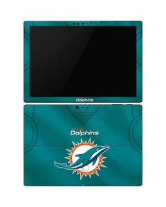 Miami Dolphins Team Jersey Surface Pro 6 Skin