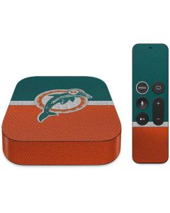 Miami Dolphins Vintage Apple TV Skin
