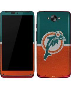 Miami Dolphins Vintage Motorola Droid Skin
