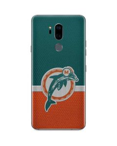 Miami Dolphins Vintage G7 ThinQ Skin