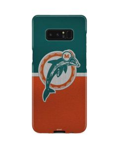 Miami Dolphins Vintage Galaxy Note 8 Lite Case