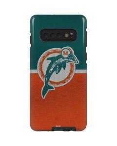 Miami Dolphins Vintage Galaxy S10 Pro Case
