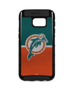Miami Dolphins Vintage Galaxy S7 Edge Cargo Case