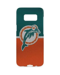 Miami Dolphins Vintage Galaxy S8 Plus Lite Case