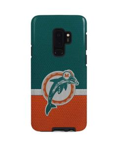 Miami Dolphins Vintage Galaxy S9 Plus Pro Case