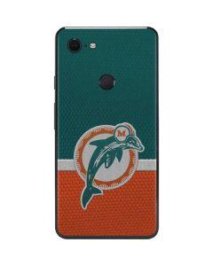 Miami Dolphins Vintage Google Pixel 3 XL Skin
