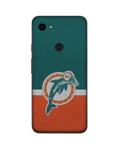 Miami Dolphins Vintage Google Pixel 3a Skin