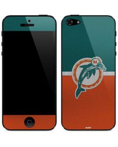 Miami Dolphins Vintage iPhone 5/5s/SE Skin