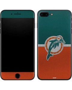 Miami Dolphins Vintage iPhone 7 Plus Skin