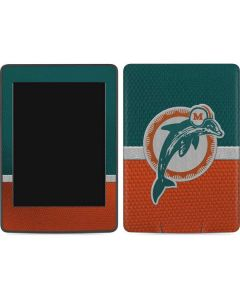 Miami Dolphins Vintage Amazon Kindle Skin