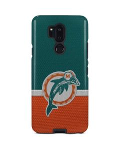Miami Dolphins Vintage LG G7 ThinQ Pro Case