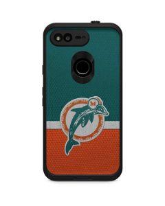Miami Dolphins Vintage LifeProof Fre Google Skin