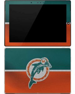 Miami Dolphins Vintage Surface 3 Skin