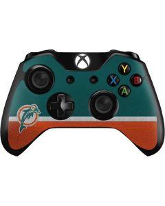 Miami Dolphins Vintage Xbox One Controller Skin