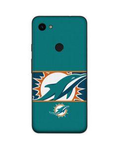 Miami Dolphins Zone Block Google Pixel 3a Skin