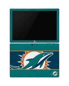 Miami Dolphins Zone Block Surface Pro 6 Skin