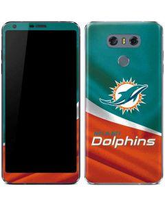 Miami Flag Design LG G6 Skin