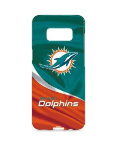 Miami Flag Design Galaxy S8 Plus Lite Case