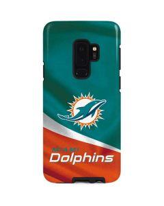 Miami Flag Design Galaxy S9 Plus Pro Case