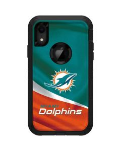 Miami Flag Design Otterbox Defender iPhone Skin