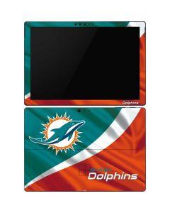 Miami Flag Design Surface Pro 6 Skin