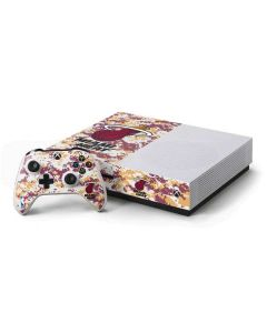 Miami Heat Digi Camo Xbox One S Console and Controller Bundle Skin