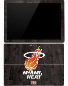 Miami Heat Hardwood Classics Surface Pro (2017) Skin