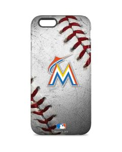 Miami Marlins Game Ball iPhone 6 Pro Case