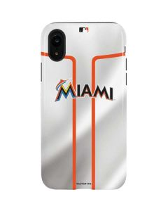 Miami Marlins Home Jersey iPhone XR Pro Case