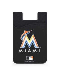 Miami Marlins Phone Wallet Sleeve
