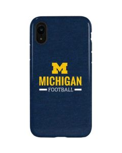 Michigan Football iPhone XR Pro Case