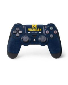 Michigan Football PS4 Controller Skin