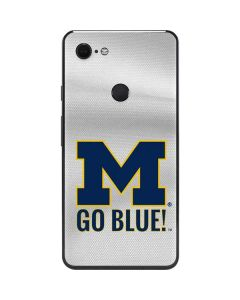 Michigan Go Blue Google Pixel 3 XL Skin