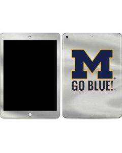 Michigan Go Blue Apple iPad Skin