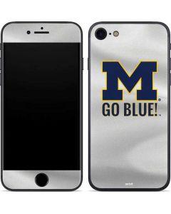 Michigan Go Blue iPhone 7 Skin
