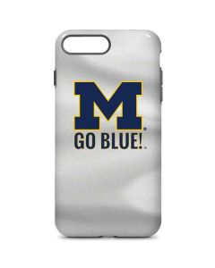 Michigan Go Blue iPhone 8 Plus Pro Case